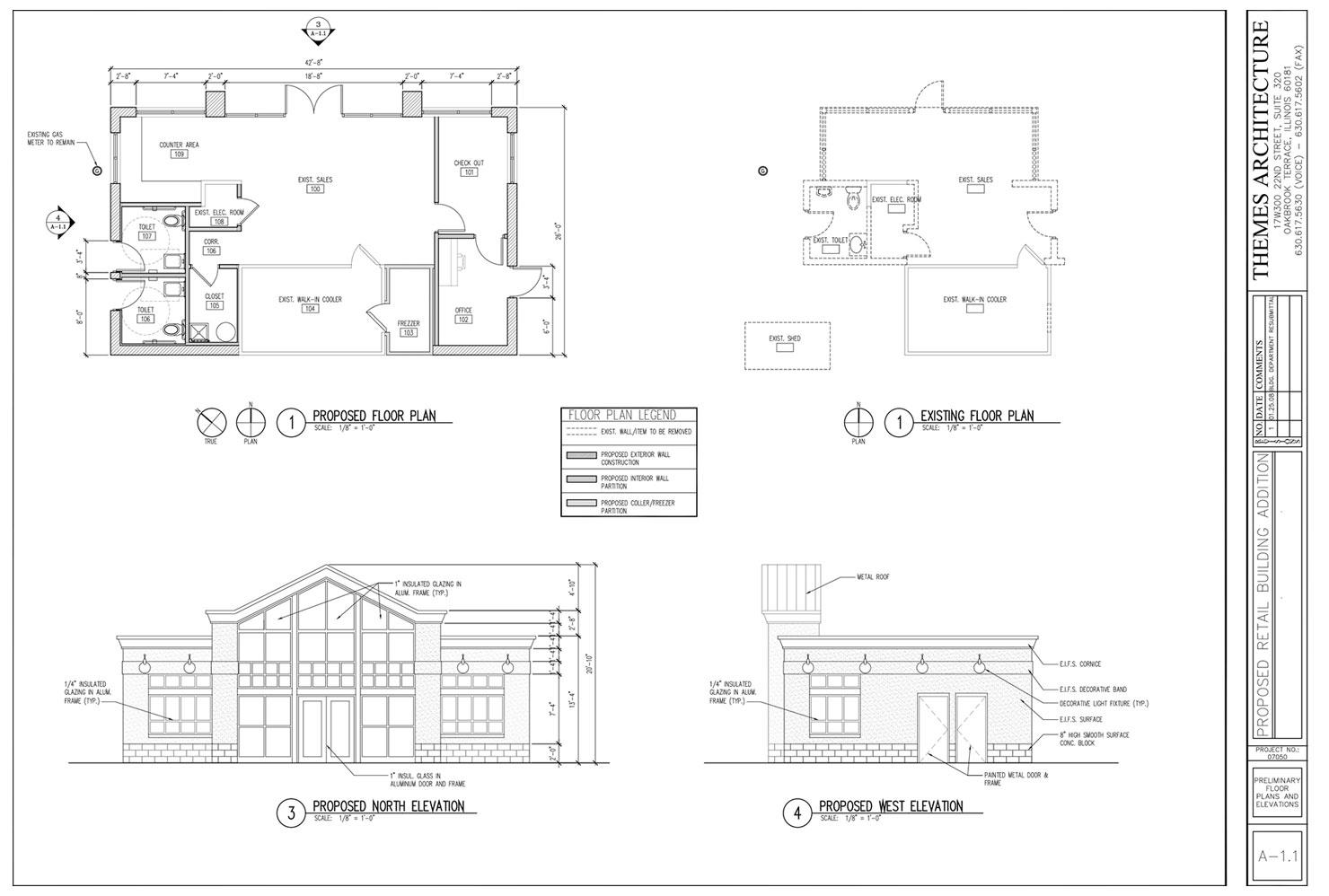 Floorplan of Building
